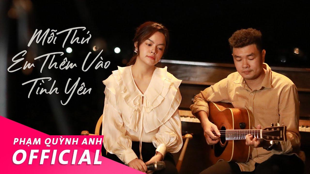 Đêm Nhạc Phạm Quỳnh Anh - Hạnh Phúc Mới